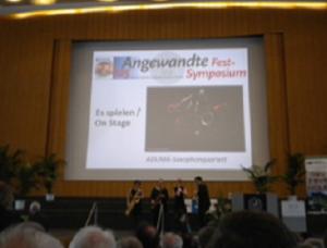 """Angewandte Chemie""""125周年記念シンポジウム"""